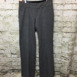 Banana Republic Gray Martin Fit Wool Pants J7